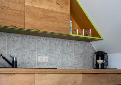 Küche aus Eiche